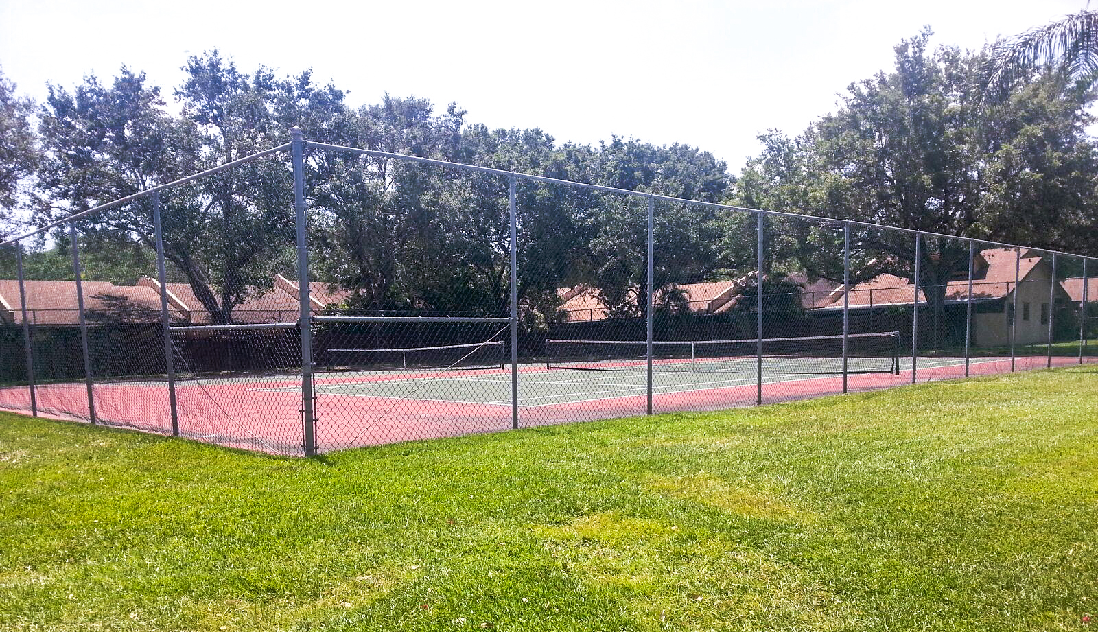 Tennis Courts - 16th Street